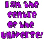 I am the Centre of the Universe!