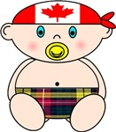Proud to Be Scottish Canadian
