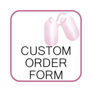 Custom Request Order Form