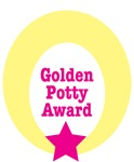 Golden Potty Award - Pink