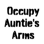 Occupy Auntie's Arms