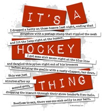 Hockey Slang