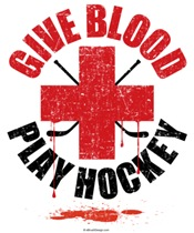Give Blood Play Hockey v1