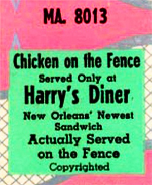 Harry's Diner