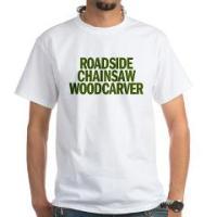 ROADSIDE CHAINSAW WOODCARVER