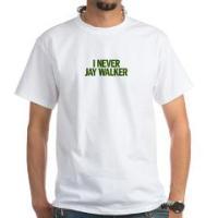 I NEVER JAY WALKER