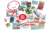 SG50 Special- celebrate Singapore's 50th B