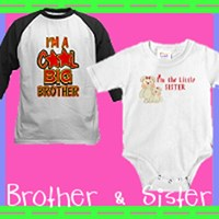 Brother & Sister T-Shirts and Gifts