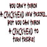You Can't Teach a Crackhead new Tricks