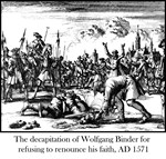 Beheading of Wolfgang Binder