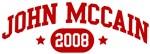 John McCain 2008 (red)