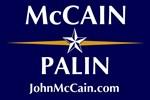 McCain-Palin (campaign yard sign)