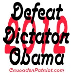 Defeat Dictator Obama