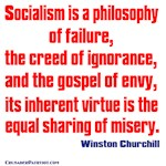 Socialism is a Philosophy of Failure