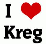 I Love Kreg