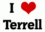 I Love Terrell