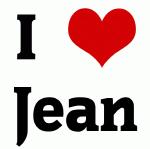 I Love Jean