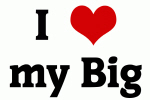 I Love my Big