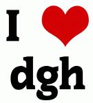 I Love dgh