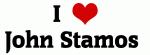 I Love John Stamos