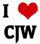 I Love CJW