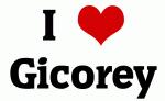 I Love Gicorey