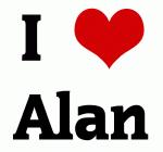 I Love Alan