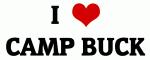 I Love CAMP BUCK