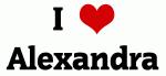 I Love Alexandra