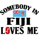 Somebody In Fiji Merchandise