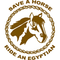 Ride An Egyptian T-shirts