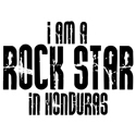 Rock Star In Honduras