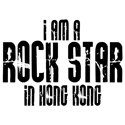 Rock Star In Hong Kong T-shirts
