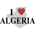 I Love Algeria Gifts