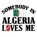 Somebody In Algeria