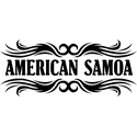 Tribal American Samoa T-shirt