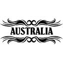 Tribal Australia T-shirt