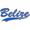 Retro Belize T-shirt