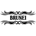 Tribal Brunei T-shirt