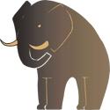 Stylized Elephant T-shirt