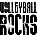 Volleyball Rocks