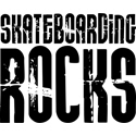 Skateboarding Rocks