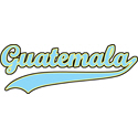 Retro Guatemala T-shirt