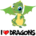 I Love Dragons