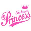 Turkmen Princess