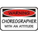 Choreographer T-shirt, Choreographer T-shirts