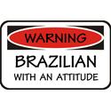 Attitude Brazilian