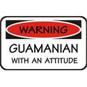 Attitude Guamanian