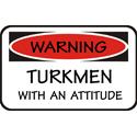 Attitude Turkmen
