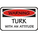 Attitude Turk